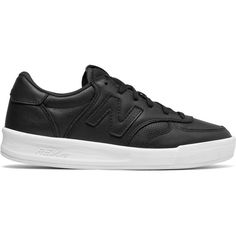 New Balance 300 Leather Women's Court Classics Shoes ($85) ❤ liked on Polyvore featuring shoes, pumps, new balance court shoes, leather footwear, new balance footwear, new balance shoes and leather pumps