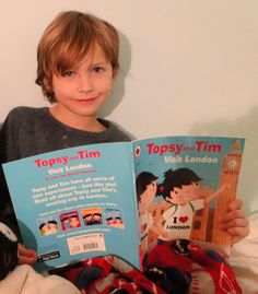 Topsy and Tim in London