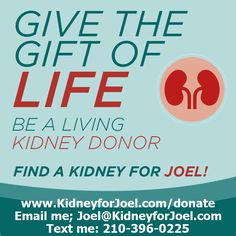 PFKidney Living Kidney Donor, Save My Life, Text Me, Medium, Healthy Living, Wealth, Campaign, Content, People