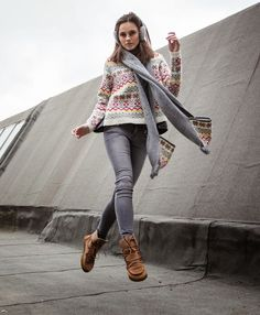 Ymiz winter boots style by Karma of Charme! #style #winterboots #shoes #womenshoe #freedom #enjoy