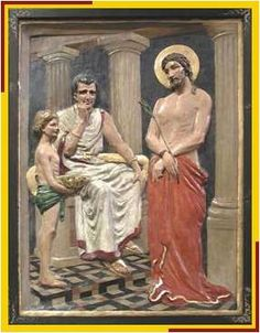 Jesús es condenado