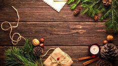 Рождество, Новый год, елка, Christmas, New Year, table, fir-tree, 5k (horizontal)
