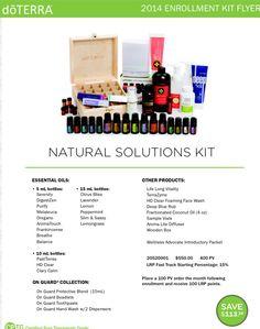 Natural Solution Kit