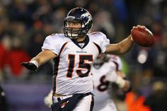 """""""Tebow has confounded doubters all his life"""" Newsday (March 21, 2012)"""