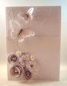 In Love by Julia V - Cards and Paper Crafts at Splitcoaststampers