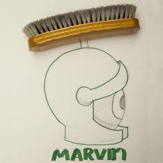 marvin the martinez..