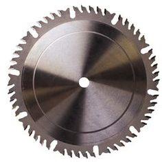 Los cinco tipos de hojas usadas en una sierra circular fija   eHow en Español