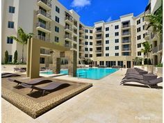 Gables Ponce Apartments at 310 Granello Ave is the fourth most luxurious off-campus housing complex in the U.S., according to Zumper. #CoralGables #Miami