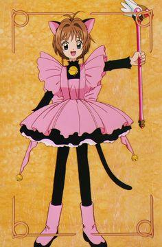 Battle Costume episode 8 - Thunder Card edited together by me Kero Sakura, Cardcaptor Sakura, Inktober, Sakura Card Captor, Anime Mermaid, Haruhi Suzumiya, Cartoon Outfits, Fanart, Cartoon Background