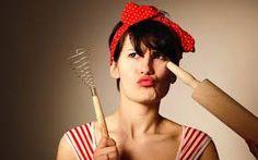 Kobiecość to eksperymenty w kuchni