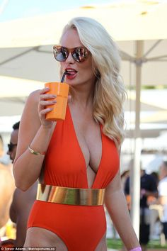 Happy birthday! Rhian Sugden marked her 30th birthday in style as she enjoyed a pool party with fiancé Oliver Mellor, 35, at the Ocean Club, Ibiza