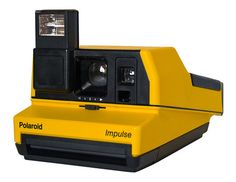 Polaroid Impulse 600 (Yellow)