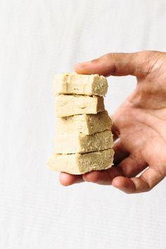 Vanilla Cookie Dough Keto Bites