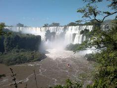 Cataratas do Iguazu...Argentina
