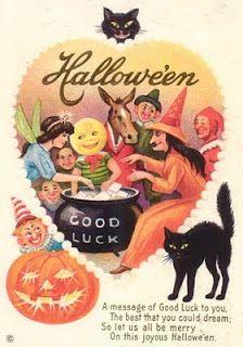 .Joyous Hallowe'en