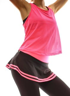ac6aaefdab99c Women Tank Top Workout Sport Top Shirt Yoga Gym Training Running Dance  Cover Up Beach Spinning Cycling Bike Pilates Sma Med T-shirt Pink by  Braziwear on ...