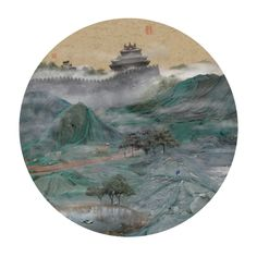 Rubbish Mountain by Chinese artist Yao Lu