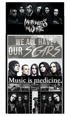 """Motionless in White (Music is medicine)"" by irresistible-livingdeadgirl ❤ liked on Polyvore featuring Oris, Street Level, Dr. Denim, rag & bone, White Raven, music, motionlessinwhite, MIW, ChrisMotionless and Rickyhorror"