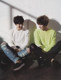 Eunhyuk e Donghae per la rivista GRAZIA (6 foto) | EunHae Is Real World