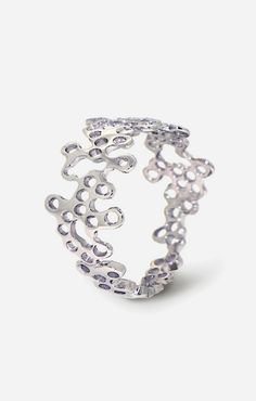 LACE UniqueRing 14k White Gold
