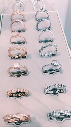 Moissanite Flower Engagement Ring Set White Gold Moissanite Diamond Rings Flower Engagement Rings – Fine Jewelry Ideas - Famous Last Words Pear Diamond Engagement Ring, Engagement Rings, Pear Ring, Morganite Engagement, Cute Jewelry, Jewelry Accessories, Jewelry Ideas, Jewelry Trends, Bridal Jewelry