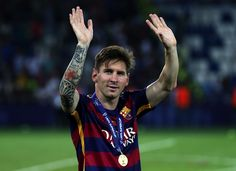Exclusive: What makes Lionel Messi and Barcelona tick?