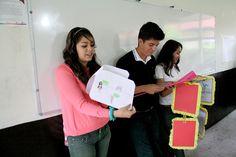 A través de historietas, los estudiantes del #P02Jiutepec explicaron en qué consisten las #LeyesdeNewton