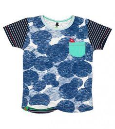 Macha SS Pocket T Shirt