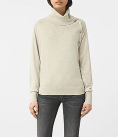ALLSAINTS ERIN SWEATER. #allsaints #cloth #