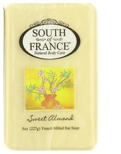 Natural French Milled Soap - Almond, 8.8 oz by South of France. $5.84. French Milled Soap. BPA Free. Natural Soap. South of France Almond French Milled Bar Soap.. Save 30% Off!