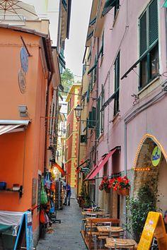 Monterosso al Mare, La Spezia, Italy