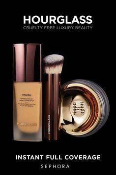 1b4aa049c35e8 Introducing New Vanish™ Seamless Liquid Foundation from Hourglass. Now  available at Sephora! Love