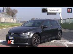VOLKSWAGEN GOLF GTD 2014 - TEST DRIVE
