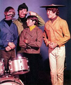 The Monkees, Micky Dolenz, Davy Jones, Mike Nesmith, Peter Tork. The Music Man, Good Music, My Only Love, First Love, World Turtle Day, Classic Rock Artists, Michael Nesmith, Peter Tork, My First Crush