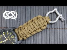 How to make a King Cobra Paracord Watch Band