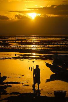 Nusa Lembongan Sunset - Bali, Indonesia