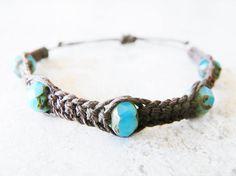 images of hemp jewelry | Daydreamer Fishbone Hemp Bracelet Hemp Jewelry by controversial