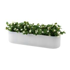 BLOMSTER Bowl IKEA - Would be really pretty in window sill with flowers