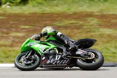 James Hillier at the 2011 Isle of Man TT. Taken at Creg Ny Baa.