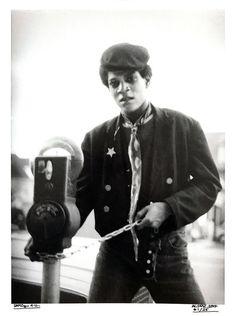 Jean-Michel Basquiat | ph. Al Diaz