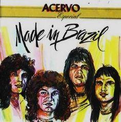 Excelente coletânea de uma das bandas mais influentes do rock nacional com mais de 40 anos de carreira. Made in Brazil!