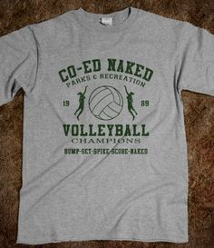 Coed Naked Volleyball 60