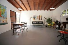 1829 North Avenue 51 In Highland Park (love this studio space)