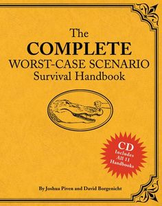The worst of the worst, all in one place! This deluxe desk reference includes a hardbound volume of the most popular scenarios from all 11 Worst-Case Scenario handbooks, plus the entire contents of all the books on a fully searchable CD. Avoid the perils of mountain lions and blind dates, avalanches and teenage driving lessons, runaway golf carts and Christmas turkeys on firea remedy for every crisis the worst-case experts have anticipated is now only a click away. The CD also contains…