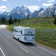 King of the road: How to be an RV courier