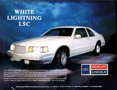 1984-1992 Lincoln Continental Mark VII LSC: Brute In a Suit ...