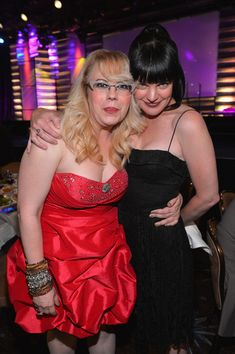 NCIS meets Criminal Minds pauley perrette - Google Search