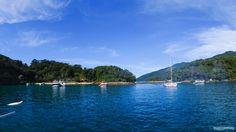 Mergulho - Lagoa Azul em Ilha Grande - RJ