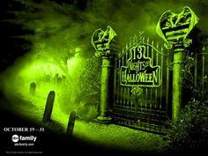 2013 ABC Familys 13 Nights of Halloween Schedule