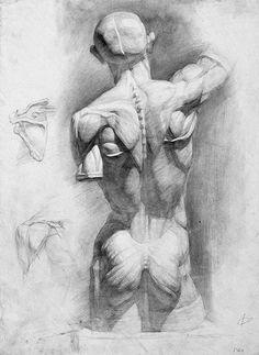 Academic drawing (Academy of Fine Arts of Moscow of Ilya Glazunov). https://vk.com/practicum